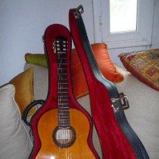 Instrumentos musicales: GUITARRA FLAMENCA DE CONCIERTO. Lote 62213016