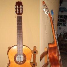 Instrumentos musicales: GUITARRA ARTESANAL QUILES Nº 499 CATARROJA VALENCIA MIDE 1 METRO DE LARGA. Lote 62632560
