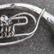 Instrumentos musicales: BOMBARDINO FABRICADO EN LA URSS - RUSIA EN 1966. Lote 75141342
