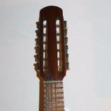 Instrumentos musicales: BANDURRIA DE MEDIADOS DEL SIGLO XX - VER FOTOS. Lote 63014352