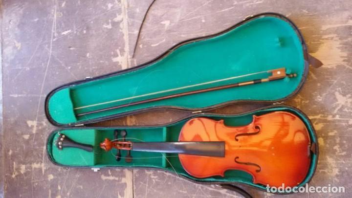 VIOLIN (Música - Instrumentos Musicales - Viento Madera)