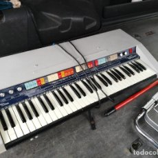 Instrumentos musicales: ORGANO TECLADO WELSON - GIPSY STAR - FUNCIONANDO. Lote 63487176