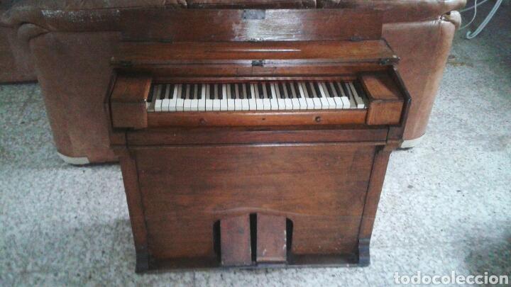 PIANOLA LUIS PUAZZA (Música - Instrumentos Musicales - Pianos Antiguos)