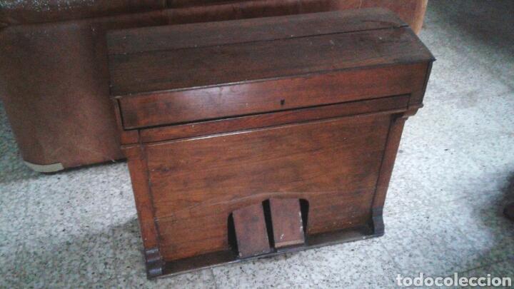 Instrumentos musicales: Pianola luis Puazza - Foto 2 - 63809741