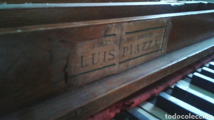 Instrumentos musicales: Pianola luis Puazza - Foto 3 - 63809741