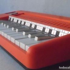 Instrumentos musicales: ORGANO TECLADO VINTAGE BONTEMPI B101 FUNCIONA. Lote 64391899