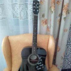 Instrumentos musicales: GUITARRA ACÚSTICA FENDER - NUEVA - EN SU FUNDA Y ACCESORIOS.. Lote 64397667