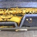 Instrumentos musicales: SAXOFON ALTO PARROT, MADE IN CHINA. Lote 64571795