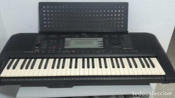 TECLADO PIANO YAMAHA PORTATONE PSR630 (Música - Instrumentos Musicales - Teclados Eléctricos y Digitales)
