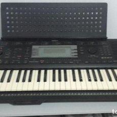 Instrumentos musicales: TECLADO PIANO YAMAHA PORTATONE PSR630. Lote 64616591
