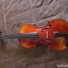 Instrumentos musicales: PRECIOSO VIOLÍN COPIA NICOLAUS AMATUS 1651. CON ESTUCHE Y ARCO VIOLON VIOLINE VIOLINO ???????. Lote 151182246