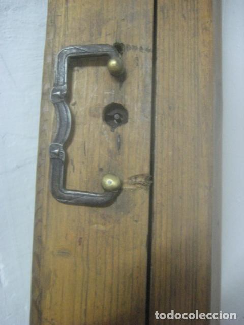 Instrumentos musicales: TREMENDO VIOLIN DEL SIGLO XVIII EN SU MALETIN ORIGINAL Y CON SU ARCO DE ORIGEN BULGARO, EXCELENTE - Foto 34 - 65749850