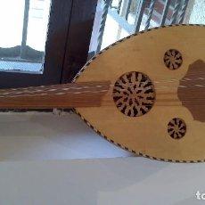 Instrumentos musicales: LAUD ARABE. Lote 66106226