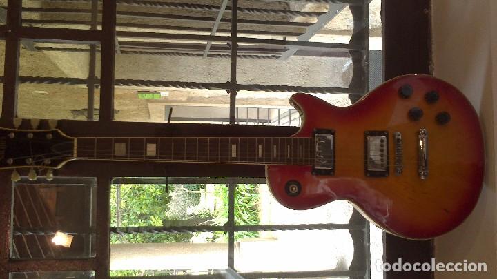 GUITARRA ELECTRICA MA (Música - Instrumentos Musicales - Guitarras Antiguas)