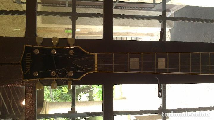 Instrumentos musicales: guitarra electrica ma - Foto 3 - 66117658