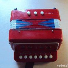 Instrumentos musicales: PRECIOSA ACORDEON. Lote 66311002