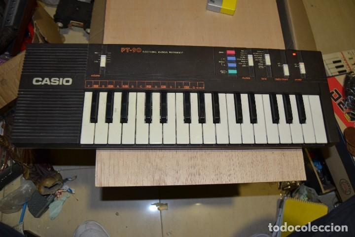 ORGANO CASIO PT80 (Música - Instrumentos Musicales - Teclados Eléctricos y Digitales)