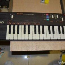 Instrumentos musicales: ORGANO CASIO PT80. Lote 66831758