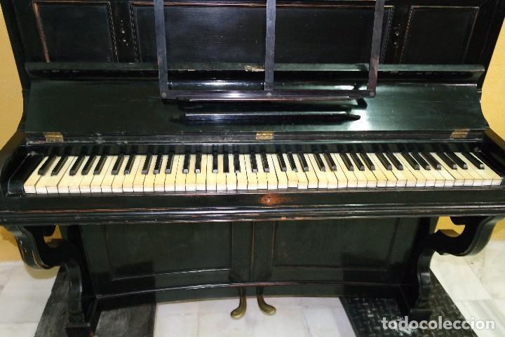 Instrumentos musicales: PIANO VERTICAL. REF. 5925 - Foto 2 - 67433117