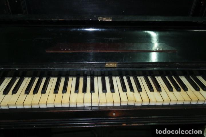 Instrumentos musicales: PIANO VERTICAL. REF. 5925 - Foto 3 - 67433117