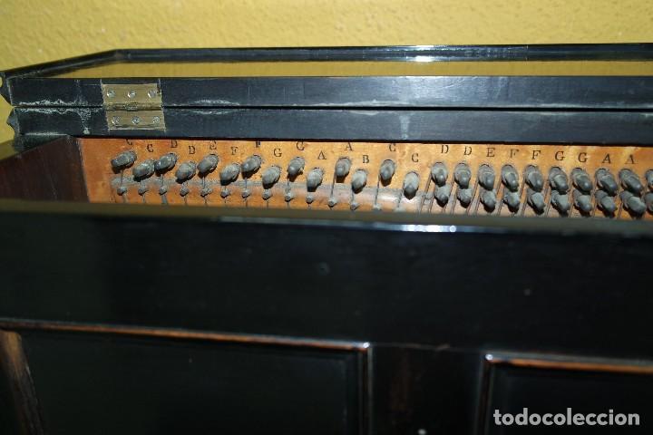 Instrumentos musicales: PIANO VERTICAL. REF. 5925 - Foto 4 - 67433117