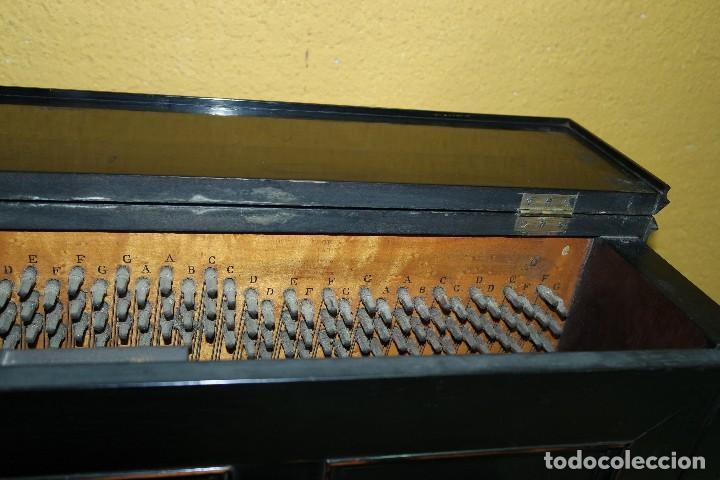 Instrumentos musicales: PIANO VERTICAL. REF. 5925 - Foto 6 - 67433117