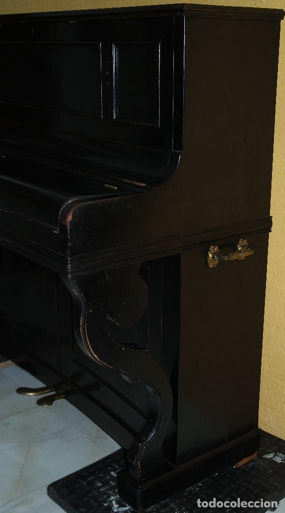 Instrumentos musicales: PIANO VERTICAL. REF. 5925 - Foto 8 - 67433117