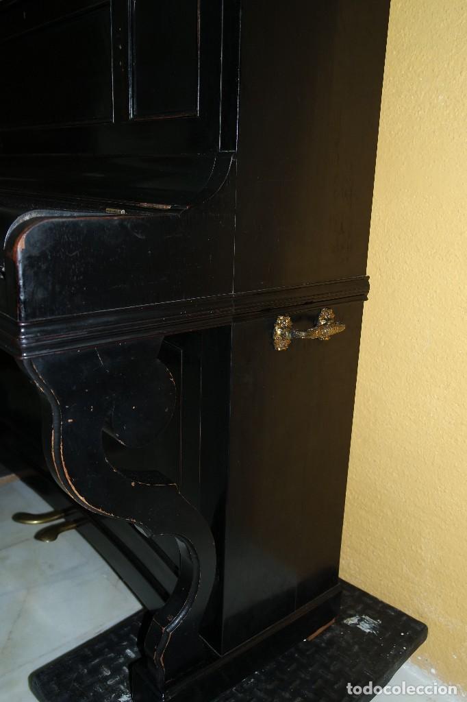 Instrumentos musicales: PIANO VERTICAL. REF. 5925 - Foto 10 - 67433117