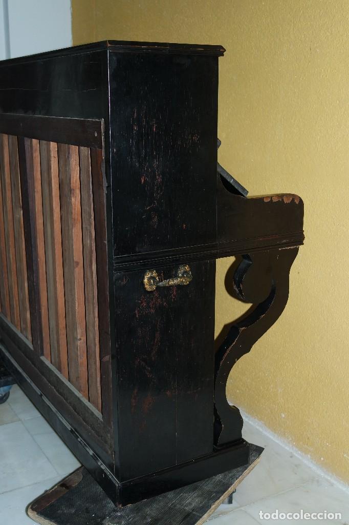Instrumentos musicales: PIANO VERTICAL. REF. 5925 - Foto 11 - 67433117