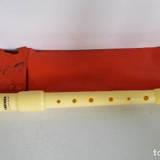 Instrumentos musicales: FLAUTA HOHNER 9516 MADE IN GERMANY. Lote 68201905