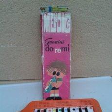 Instrumentos musicales: FLAUTA MELODICA GUERINI DO-RE-MI NECESITA CAMBIAR BOQUILLA. Lote 68526347