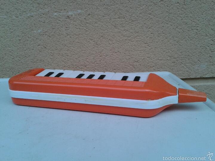 Instrumentos musicales: FLAUTA MELODICA GUERINI DO-RE-MI NECESITA CAMBIAR BOQUILLA - Foto 4 - 68526347