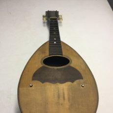 Instrumentos musicales: MANDOLINA ANTIGUA NAPOLITANA.. Lote 68875711