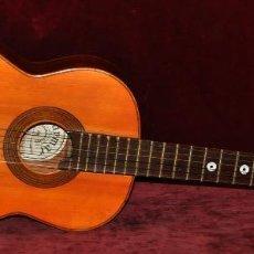 Instrumentos musicales: GUITARRA CASA TAYMAR- J. Y SALVADOR TATAY Y MARTI VALENCIA. AÑOS 70-80. Lote 69607481