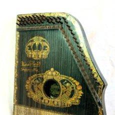 Instrumentos musicales: ANTIGUA ARPA CITARA VALSONORA DEL XIX. Lote 70117165