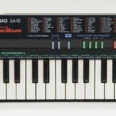 Instrumentos musicales: CASIO SA-10. Lote 70371265