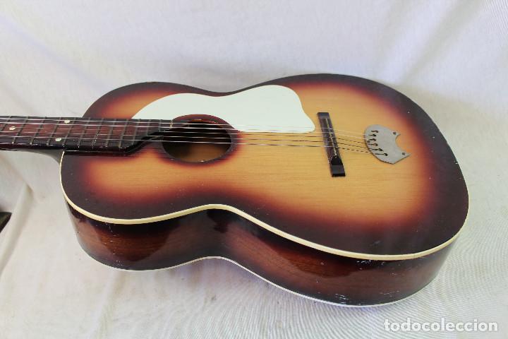 GUITARRA CLASICA ANTIGUA ROCA (Música - Instrumentos Musicales - Guitarras Antiguas)
