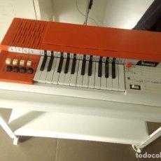 Instrumentos musicales: ORGANO-ACORDEÓN ELÉCTRICO BONTEMPI 104. Lote 71635595
