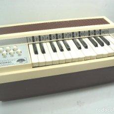 Instrumentos musicales: TECLADO ORGANO VIENTO - MARCA NACORAL MOD: VIRTUOSO SPAIN AÑOS 60 - PIANO ELECTRONICO ¡¡FUNCIONANDO¡. Lote 72053311