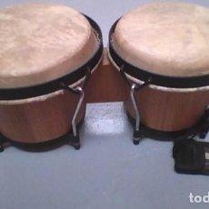 Instrumentos musicales: BONGOS . Lote 72140551