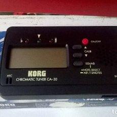 Instrumentos musicales: AFINADOR. Lote 72232787