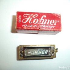 Instrumentos musicales: MINI ARMONICA HOHNER. Lote 73138467