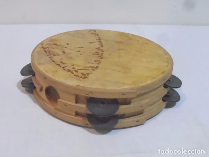 PERCUSION INSTRUMENTO MUSICA DE MADERA Y PIEL (Música - Instrumentos Musicales - Percusión)