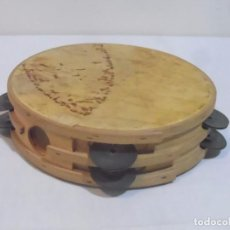 Instrumentos musicales: PERCUSION INSTRUMENTO MUSICA DE MADERA Y PIEL. Lote 73569299