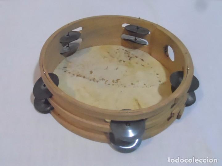 Instrumentos musicales: percusion instrumento musica de madera y piel - Foto 2 - 73569299