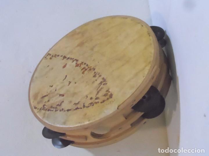 Instrumentos musicales: percusion instrumento musica de madera y piel - Foto 3 - 73569299