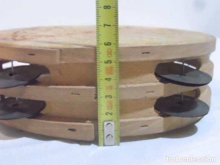 Instrumentos musicales: percusion instrumento musica de madera y piel - Foto 4 - 73569299