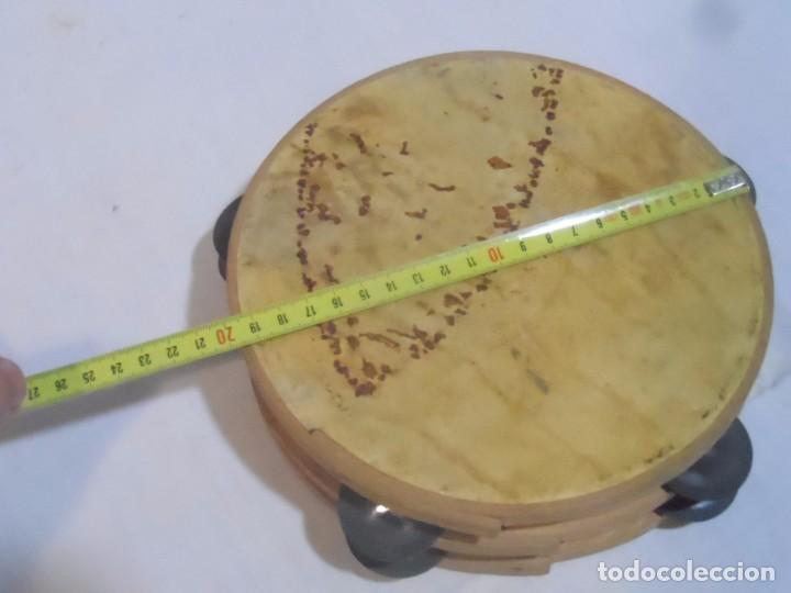 Instrumentos musicales: percusion instrumento musica de madera y piel - Foto 5 - 73569299