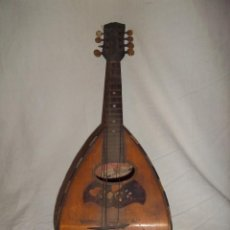 Instrumentos musicales: MANDOLINA ANTIGUA PARA RESTAURAR. Lote 73915823
