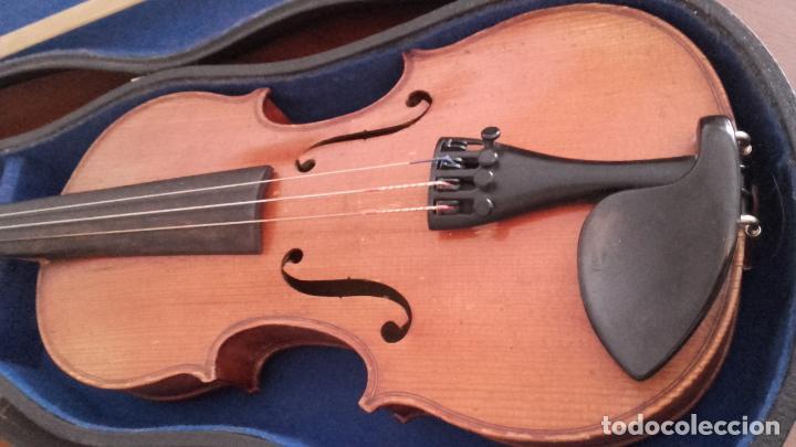 VIOLIN FRANCES VIULLAUME (Música - Instrumentos Musicales - Cuerda Antiguos)